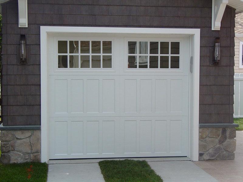 Garage door gallery upper township nj gabriel garage doors for Clopay window inserts