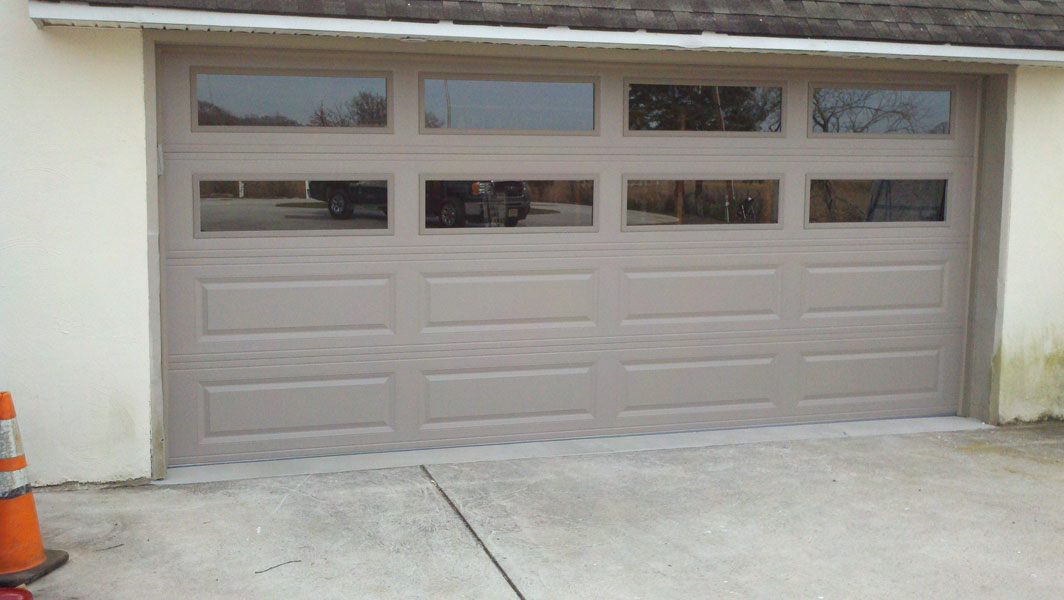 Sandstone Garage Door Color Zef Jam