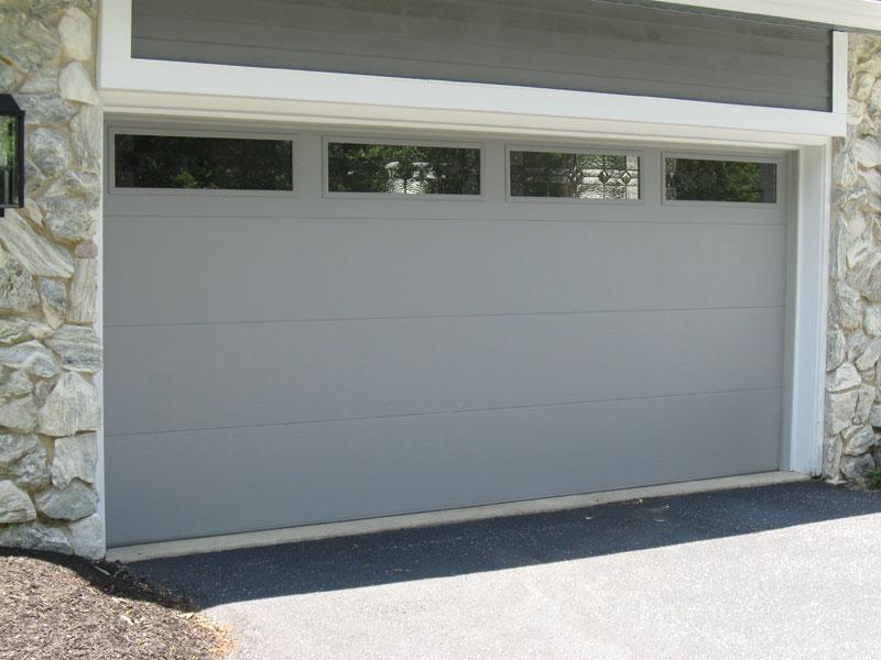 flush panel garage doorGarage Door Gallery  Upper Township NJ  Gabriel Garage Doors